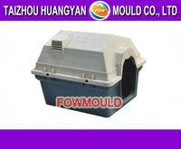 plastic dog house mould/Pet House mould manufacturer