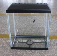 21L glass aquarium fish tank with free sample
