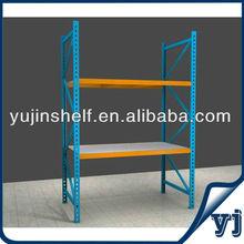 Warehouse storage rack angle iron rack