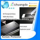 9H anti shock liquid screen protector tempered glass screen protector for iphone 5S screen protector