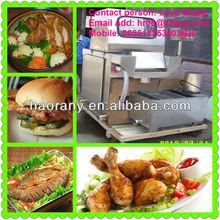 automática de carne inyector de salmuera con salida de gran tamaño