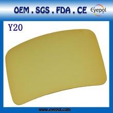 Y20 night vision yellow tac plano polarized lens