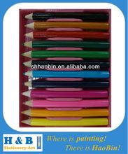 cheap colour lead pencil set