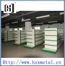 supermarket construction gondola display stand HSX-S803 shelf