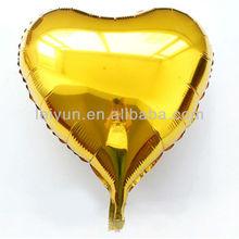Heart party decoration girl donald party ballon dot