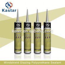 windshield filler polyurethane sealant fast curing
