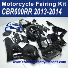 ABS Fairings for HONDA CBR 600 RR 2013 Black FFKHD036