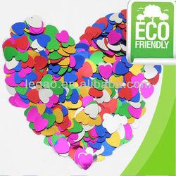 Wholesale PVC confetti with unique design