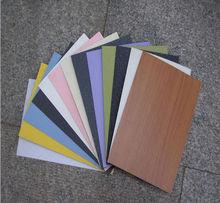 1300*2800*1.8mm wooden grain HPL/Decorative HPL / Compact/washroom wall/toilet partition