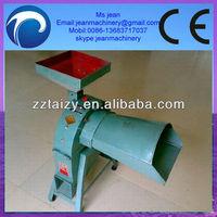 2013 hot selling small size straw cutter / lemon grass crusher machine