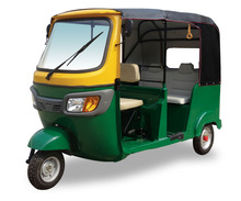 New passenger tricycle with covered