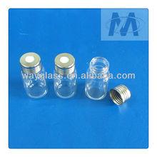 10ml HPLC glass screw-thread bottles laboratory vial