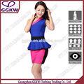 Vestidos baile de salsa, 2013 venta al por mayor de moda en china sexy vestido del vendaje, Fecha corta vestido