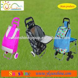 Shopping trolley, Shopping Cart, Supermarket trolley /Folding shopping cart