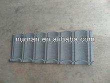 metal roof single/stone coated steel roofing