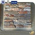 de cuarzo de oro concreto pizarra piedra de la cultura de la chapa