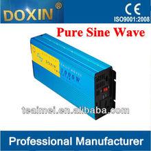 High quality 12V dc to 220V ac inverters 1000W