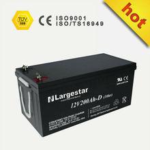 12V 100Ah Deep Cycle Solar Battery