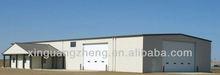 Low cost Prefabricated steel warehouse