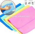 2013 produit propre applicance la maison super polymère absorbant de nettoyage comprimé serviette magique en gros la main brillant solides