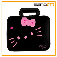 popular neoprene laptop sleeves whosale with handles