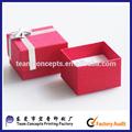 Anillo de lujo/pendiente/colgante/pulsera/brazalete caja de proveedor