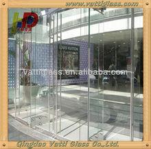 tempered door glass for office door,pantry doors