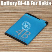 Cell Phone Battery Bl-4b for Nokia China Manufactyrer