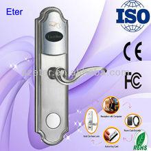 RF hotel door lock card reader,hotel card key lock