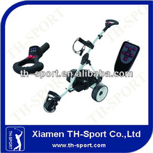 Power Electric Remote Golf Caddy With Lithium Battery