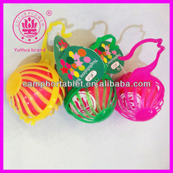 High Quality 99% Pure Solid Deodorizer Ball with Hanger