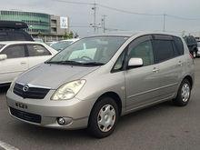 2002/Nov TOYOTA COROLLA SPACIO 1.5X Usedcar from Japan FOB US$1380