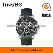 men's watch high-end men's business watch genuine leather