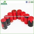 Free sample! Brauch weinflasche schrumpfkappen in china hergestellt