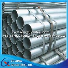 SCHEDULE 30 Galvanized Steel Pipe, SCH30 GP pipe
