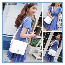 Qualit Fashion Handbags Ladies PU Tote Bags Stocks