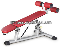 Adjustable Decline /Abdominal Bench sports gym equipment LJ-5529