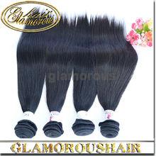 2013 Glamorous Virgin Brazilian Hair Human Straight Wavy Wholesale