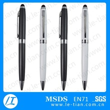 LT-A483 promotional metal stylus pen for touch