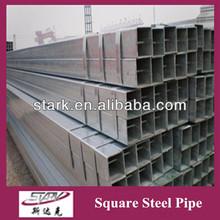 Q195 Q235 square hollow steel tube/galvanized square steel pipe 60*60
