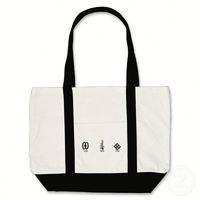 shose carrying cotton canvas bag