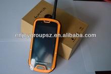 """NFC Optional ,4.3""""IP 68 Waterproof,shockproof,dustproof,Walkie Talkie Android 4.2 Phone"""
