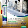 Non Pollution Neutral Stone 100% Silicon Based Marble Silicone Adhesive