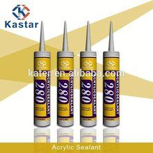 china sealant 100%flexible,joint sealant,paintable acrylic,sample free