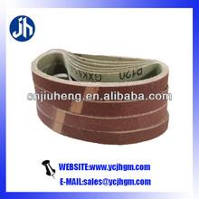 popular tiny NORTON abrasive sanding belts for metal/wood/machine