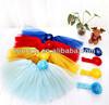 classical ballet tutu with crochet headband set, MOQ-10PCS, SHIPPING WITHIN 5DAYS