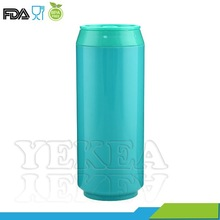 16OZ can bottle with double wall insulated coffee can