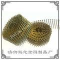 hierro clavos comunes de bobinas