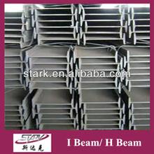galvanised steel I beam /h beam s275