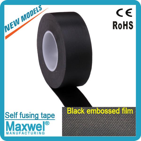 High quality self adhesive waterproof tape 3-35KV rubbet tape self fusing tape
